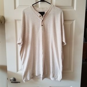 Croft & Barrow Pull Over Shirt
